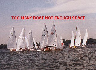 Yea there is lotsa room for 10 boats